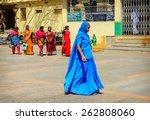 madurai  india   february 16 ... | Shutterstock . vector #262808060