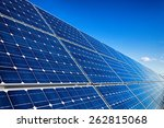 Photovoltaic Solar Panels...