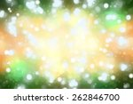 christmas background. the... | Shutterstock . vector #262846700