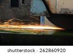 welding | Shutterstock . vector #262860920