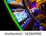 casino slot machines. las vegas ...