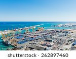 barcelona  spain   september 14 ... | Shutterstock . vector #262897460