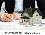 partnership  business  success. | Shutterstock . vector #262923179