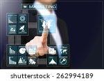 business woman | Shutterstock . vector #262994189