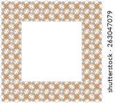 frame vector | Shutterstock . vector #263047079