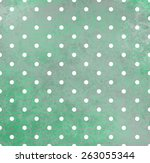 dots diagonal pattern | Shutterstock . vector #263055344