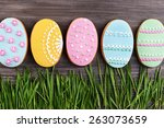 Delicious Easter Cookies On...