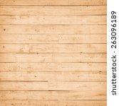 horizontal wooden floor panel   ... | Shutterstock . vector #263096189