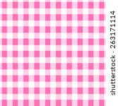 pink chessboard wallpaper icon... | Shutterstock .eps vector #263171114