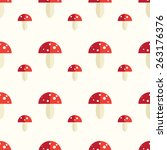 Seamless Pattern With Toxic...