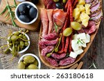 Antipasti And Catering Platter...
