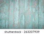 Wooden Texture Of Pastel Blue...