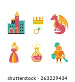 Collection Of Vector Fairy Tal...