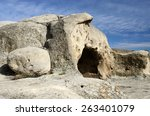 Entrance To Ancient House In...
