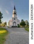 alta church  altakirke   the... | Shutterstock . vector #263544284