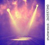background in show. vector... | Shutterstock .eps vector #263557340