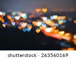 Love Shape Image Of Kuala...