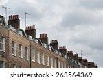 Chimney Houses In London...