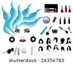 fashion | Shutterstock .eps vector #26356783