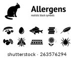 Allergen Set. Fish  Cat  Insec...