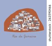 Rio De Janeiro  Print Design
