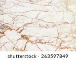 marble texture background in... | Shutterstock . vector #263597849