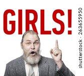 Постер, плакат: girls