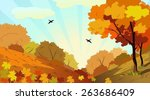 the vector illustration of... | Shutterstock .eps vector #263686409