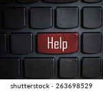 Help Key On A Keyboard