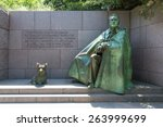 Franklin Delano Roosevelt...