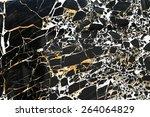 granite texture   marble layers ... | Shutterstock . vector #264064829