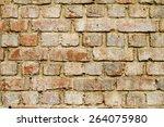 brick | Shutterstock . vector #264075980