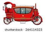 steam automobile | Shutterstock . vector #264114323