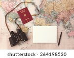 Travel Planning   Map With...