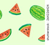 Seamless Watermelons