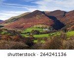 the lovely keskadale valley. a... | Shutterstock . vector #264241136