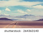 landscapes of northern argentina | Shutterstock . vector #264363140