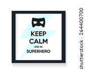 children motivational poster to ... | Shutterstock . vector #264400700