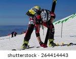 etna ski alp   world... | Shutterstock . vector #264414443
