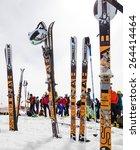 etna ski alp   world...   Shutterstock . vector #264414464