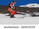 etna ski alp   world... | Shutterstock . vector #264415229