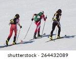 etna ski alp   world... | Shutterstock . vector #264432089