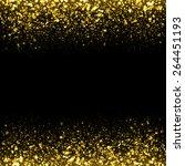 Gold Sparkle Glitter Background....