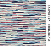 abstract irregular flecked... | Shutterstock .eps vector #264503999