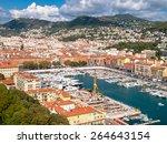 Old Port Of Nice  France