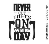 vector t shirt design with... | Shutterstock .eps vector #264739784