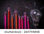 infographic concept | Shutterstock . vector #264744848