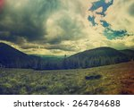 Carpathian Mountains Summer ...