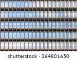 geometrically correct... | Shutterstock . vector #264801650