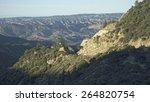 Strange Rock Formations On...